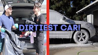 Download FIRST TIME CLEANING CAR IN 6 YEARS!! Video