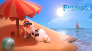 Download FROZEN | ″In Summer″ Song - Official | Official Disney UK Video