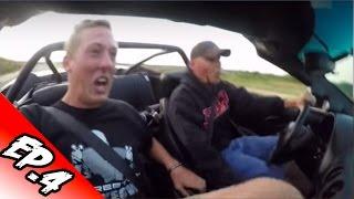 Download AIRBORNE In Sketchy Vert! - Cleetus' Garage Ep. 4 Video