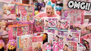 Download I CAN'T BELIEVE MY MOM DID THIS!! **HUGE JOJO MERCH SURPRISE** Video