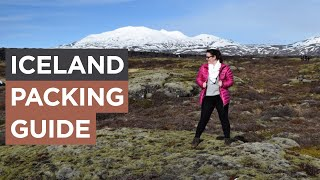 Download What To Pack For A Visit To Iceland (WINTER) | Sonia Nicolson Video