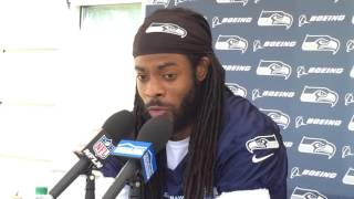 Download Richard Sherman on Colin Kaepernick's stance, our society Video