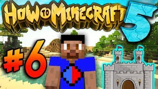 Download VIKK CASTLE! - How To Minecraft S5 #6 Video