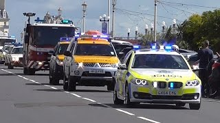 Download Eastbourne 999 2016 - Emergency Vehicle Cavalcade Video