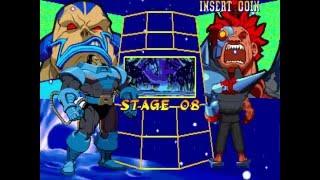 Download Marvel Super Heroes Vs Street Fighter - Play Apocalypse Video