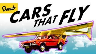 Download The Bizarre History of Flying Cars | WheelHouse Video