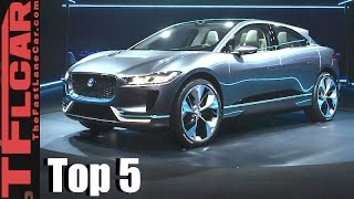 Download Top 5 New Car & Truck Debuts from the 2016 LA Auto Show: TFLcar Today #2 Video