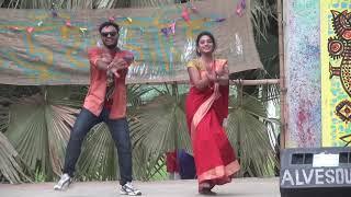 Download Beainshab | Stage Performance | চড়ুইভাতি ২০১৮, চারুকলা | Fine Arts | Rajshahi University Video