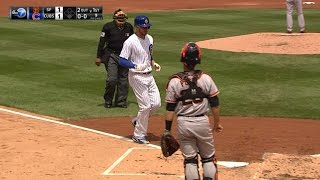 Download 5/25/17: Cubs hit three homers in 5-1 win over Giants Video