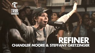 Download Refiner (feat. Chandler Moore and Steffany Gretzinger) - Maverick City Music // TRIBL Music Video