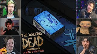 Download Gamers Reactions to Clementine on Her Period (Part 1) | The Walking Dead - A New Frontier Video