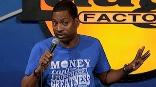 Download The Whitest Thing Ever | Tony Rock | Stand-up Comedy Video