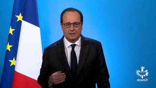 Download French President Hollande Decides Against Reelection Bid Video