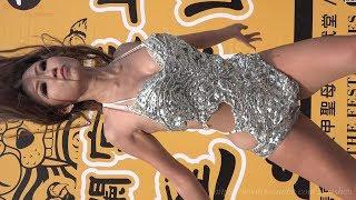Download [4K UHD] 大甲聖母宮 跳跳糖 Pop Candy(Vivi) Solo C0107 @ 2018 戊戌年 大甲媽遶境進香 Temple girls dancing Video