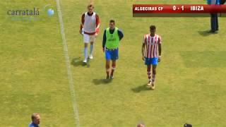Download El Algeciras CF pierde su primer partido de liguilla contra el Ibiza Video