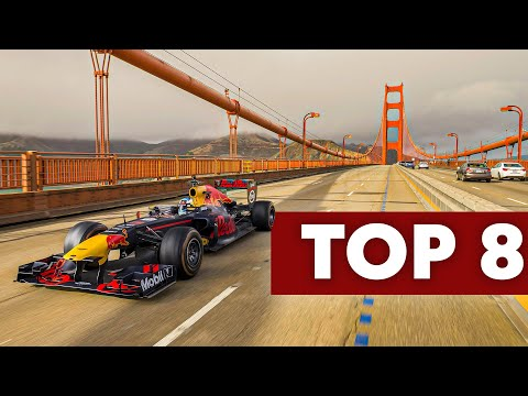 8 Unexpected Road Trips with an F1 Car Red Bull Racing Has Done