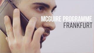 Download McGuire Programme - Frankfurt Video