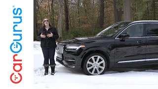 Download 2016 Volvo XC90   CarGurus Test Drive Review Video