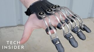 Download How These Prosthetics Make Everyday Tasks Easier Video