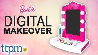 Download Barbie Digital Makeover from Mattel Video