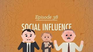 Download Social Influence: Crash Course Psychology #38 Video