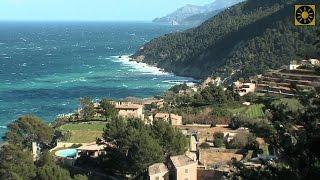 Download MALLORCA - Teil 2 ″Die Westküste Mallorcas Soller - Valldemossa - Deia″ Balearen SPANIEN Video