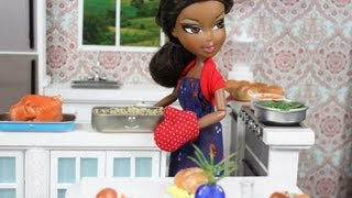 Download How to Make Doll Food : Turkey and Dressing Video