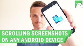 Download Capture a scrolling screenshot on any Android device Video
