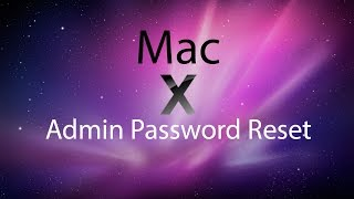 Download How to reset Admin password on Mac without disc Video