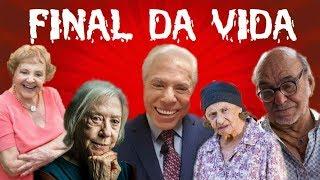 Download FINAL DA VIDA! Os famosos mais velhos do Brasil! Confira! Parte1 Video
