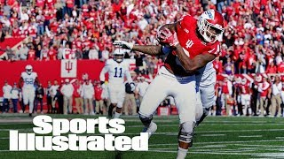 Download Former Indiana Receiver & 'Last Chance U' Star Charged With Murder | SI Wire | Sports Illustrated Video