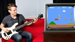 Download Bass Guitar Super Mario!!!!! Video