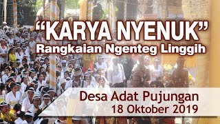 Download #Ritual #KaryaNyenuk Ngenteg Linggih Desa Adat Pujungan Video