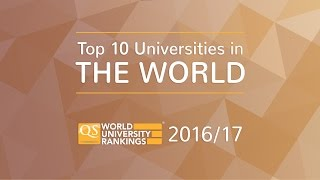 Download Top 10 Universities in the World 2016/17 Video