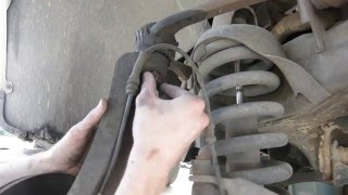 Download F150 Upper and Lower Control Arm Replacement Video
