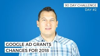 Download Google Ad Grants Changes for 2018 Video
