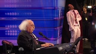 Download America's Got Talent S09E06 Ray Jessel 84 Year Old performs Must See Hilarious Original Song Video
