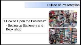 Download How to Open Stationary and Book Shop Video