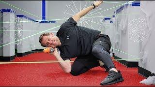 Download Nerf Spider Web Challenge! Video