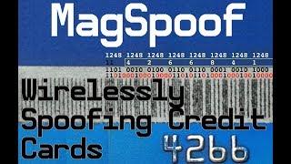 Download MagSpoof - magnetic stripe spoofer / credit card magstripe emulator Video