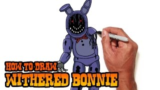 Download How to Draw Withered Bonnie | Five Nights at Freddy's Video