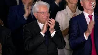 Download Intervento del Presidente Mattarella alla cerimonia di apertura della XXX Universiade Video
