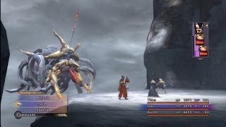 Download Final Fantasy X HD Remaster - Seymour Flux Boss Battle Video