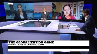 Download The Globalization Game: Bruised egos at China G20 Summit (part 1) Video