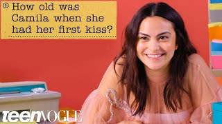 Download Camila Mendes Guesses How 543 Fans Responded to a Survey About Her | Teen Vogue Video