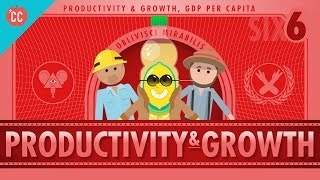 Download Productivity and Growth: Crash Course Economics #6 Video