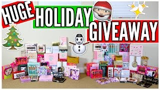 Download HUGE HOLIDAY GIVEAWAY WITH NIKKI PHILLIPPI! | CLOSED! Video