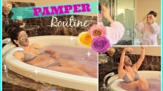 Download My Morning Routine on Lazy Days! ♥ PAMPER ROUTINE Video
