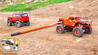 Download RC ADVENTURES - TUG OF WAR - 14 Trucks, Power Pulling - POKER RALLY TTC 2016 - PT 2 Video