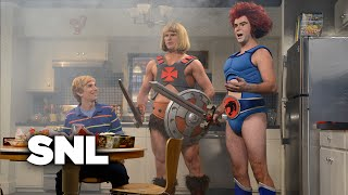 Download He-Man and Lion-O - SNL Video